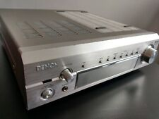 Denon DRA-F101 2.1 hi-fi amplifier tuner home cinema amp silver seperate