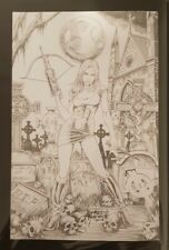More details for buffy commission, cover quality, alfredo reyes
