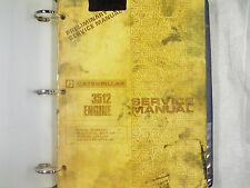 New listing 		CAT Caterpillar 3512  INDUSTRIAL MARINE VEHICULAR SERVICE SHOP MANUAL49Y 50Y 51Y