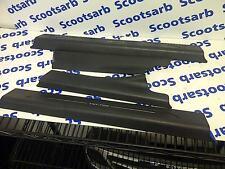 SAAB 9-3 93 4x Plastic Trim Moulding Sill InStep 04 - 2010 12803118 4D 5D Vector