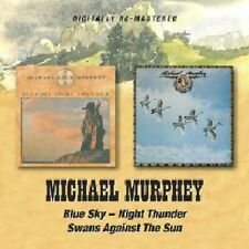 Michael Martin Murph - Blue Sky Night Thunder / Swans Against the Sun [New CD]