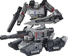 TRANSFORMERS War for Cybertron Trilogy Netflix Voyager Megatron Battle 3-Pack