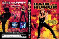 Rage And Honor 1,1992 (DVD,All,Sealed,New,Keep Case) Richard Norton