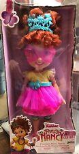 """Disney Junior Fancy Nancy 10"""" Doll Classique FAncy Nancy Mademoiselle NEW"""