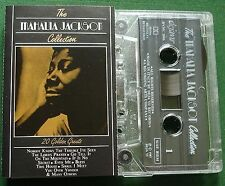 The Mahalia Jackson Collection inc Bless This House + Cassette Tape - TESTED