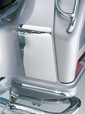 SHOW CHROME 2-270 CHROME SADDLEBAG KICKPLATE SET GL1500 GOLDWING 1988-2000