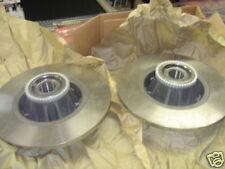 RENAULT MEGANE SCENIC TDi 1997-03 REAR BRAKE DISC with ABS RING