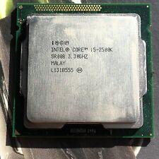 Intel Core i5-2500K - Socket 1155 / H2 / 4-Core Procesador SR00B Sandy Bridge
