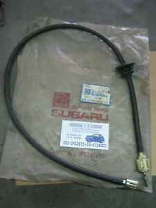 for Subaru 1.4- 1.6 GLF GL DL Speedometer Cable 1974-1977 Original No 6865-02262