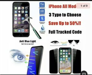 For Apple iPhone 5/5S/SE/5C Tempered Glass Screen Protector USA shipped