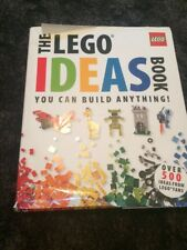 The Lego Ideas Book You Can Build Anything