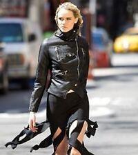 HENRI BENDEL Eye Classic Carwash Skirt (retails £350)