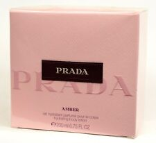 Amber by Prada Perfume 200ml Hydrating Body Lotion Scented Fragrance For Ladies