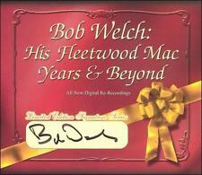 Audio CD His Fleetwood Mac Years & Beyond - Welch, Bob - Free Shipping