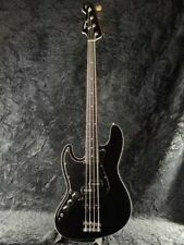 Fender Japan Exclusive Aerodyne Jazz Bass Left-Hand Blk Fast Shipping Japan EMS