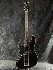 Fender Japan Exclusive Aerodyne Jazz Bass Linkslenker BLK Schnellversand Japan EMS