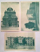 More details for 3 assorted vintage postcards from radom poland