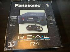 Panasonic 3DO Game System Console Black Brand New