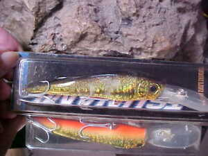 Tsunami 1.0oz Deep Crank Salt/Freshwater Gamefish Lure TSXDC5FX45 in BASS ORG