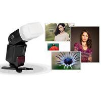 Flash Diffuser Bounce Softbox Cover For Canon 580EX 580EX II YN565EX YN560 SG