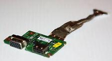 USB/VGA VIDEO PORT BOARD/CABLE DA0TE5IB6A0 3NTE5CB0-TOSHIBA L745-S4210 LAPTOP