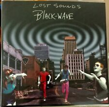LOST SOUNDS Black Wave 2-LP NEW jay reatard Alicja Trout carbonas shattered PUNK