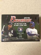 2019 BOWMAN Baseball MLB Blaster Box Factory Sealed FRANCO, BART, etc. RC Auto??