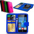 Clip Cuir PU Étui Rabattable Portefeuille Pour Nokia Lumia 920