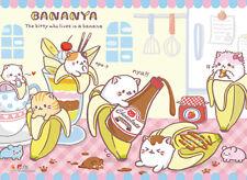 Bananya Group Wall Scroll Poster Anime Manga NEW