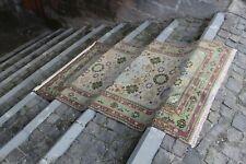 "Vintage Handmade Caucasian Russian Area Rug Carpet 7'1""x4'4"""