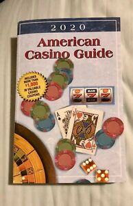 American Casino Guide 2020 Edition by Steve Bourie 9781883768294   Brand New