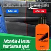 Leder Farbe Restorer Repair Cream Recolor für Auto Purse Sofa Auto Sc G3E8 L0Z1