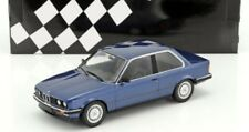 BMW 323I E30 1982 BLUE METALLIC MINICHAMPS 155026002 1/18 BLAU METAL BLUE