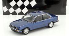 1 18 Minichamps BMW 323i E30 Saloon 1982 Darkblue-metallic