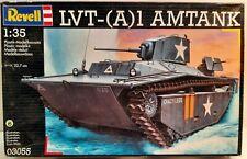 Revell Model Kit 1/35 LVT A1 AMTANK USMC WWII Armor Military Amphibious Tank