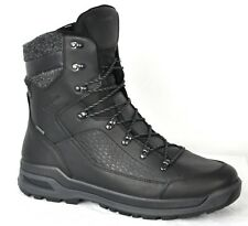 Lowa Mens Renegade Evo Ice Gore-Tex Winter Boots 410950 0999 Black Size 12