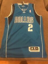 Dallas Mavericks Jason Kidd Adidas Jersey Size 52 Excellent Condition