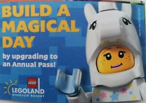 Legoland Tickets 21st October Half Term Holidays