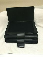 Lot of 4 Leather Case Covers for Toshiba Thrive 10.1 Android Tablet AT105-T1032