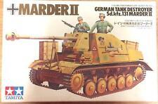 TAMIYA - Marder II - German Tank Sd.kfz.131 - 1/35