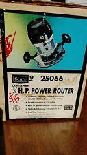 Vintage Sears Craftsman 3/4hp 25066
