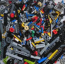 Lego Technic Technik Konvolut 500 Teile Mix + IR Fernbedienung