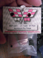 Rrp Aluminum Pro Pinion 21 Tooth Part # Rrp4321