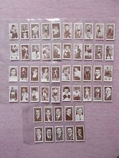 CIGARETTE CARDS - BOXING PERSONALITIES BY CHURCHMAN