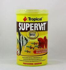 Supervit Tropical 1000ml Main Food for all Aquarium Fish 9,99 €/ L