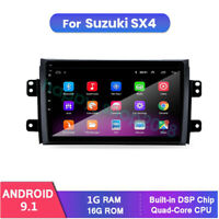 Android 9.1 for Suzuki SX4 2006-2013 Car Wifi Radio GPS Navi Stereo DVD Player