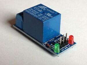 1-Kanal Relais Modul für Arduino | 5V Relay | Songle