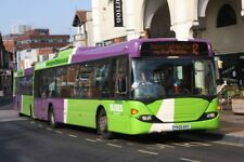 YN56NVG Ipswich Buses 6x4 Quality Bus Photograph