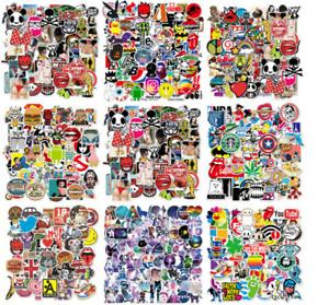 5pcs/Lot Sticker Vinyl Cartoon Stickers Laptop Decal Loads to choose from
