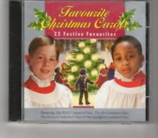 (HP362) Favourite Christmas Carols, 22 tracks - 1997 CD